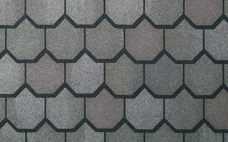 Carriage House™ Shangle® Colonial Slate