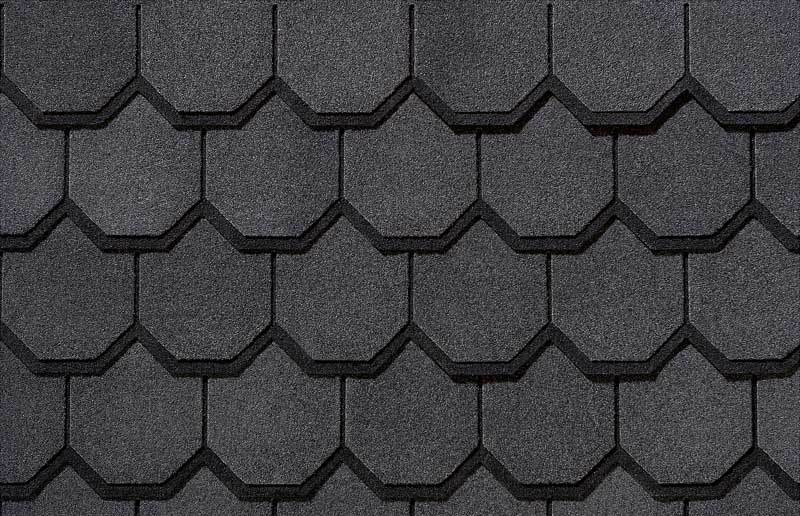 Carriage House™ Shangle® Black Pearl