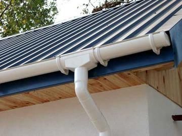 Водостоки Деке для крыши